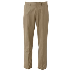 Croft & Barrow - Relaxed-Fit Flat-Front Pants