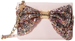 Betsey Johnson - Oh Bow Wallet On A String