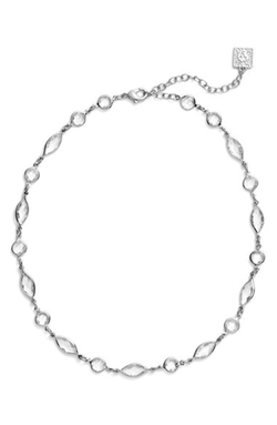 Anne Klein - Crystal Collar Necklace