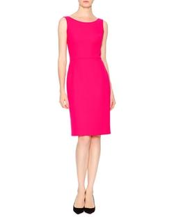 Dolce & Gabbana  - Sleeveless Back-V Shift Dress