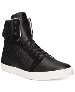 Armani Jeans - Hi Top Sneakers