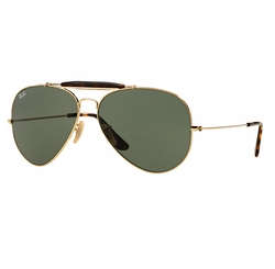 Ray-Ban - Shooter Sunglasses