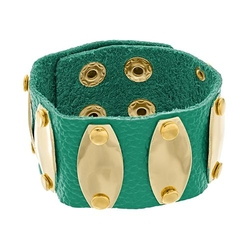 GS By Gemma Simone - Atomic Age Collection Cuff Bracelet
