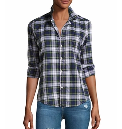 Frank & Eileen  - Barry Limited Edition Plaid Shirt