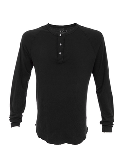 SCP - Long Sleeve Henley