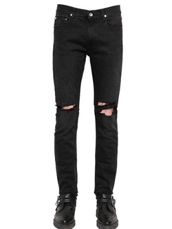 April 77 - Joey Ripped Stretch Denim Jeans
