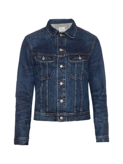 Polo Ralph Lauren  - Long-Sleeved Denim Jacket