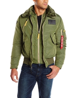 Alpha Industries - Air Frame Flight Jacket