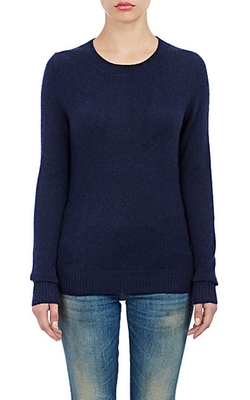 Barneys New York - Cashmere Crewneck Sweater