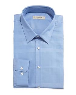 Burberry - Tonal Check Shirt