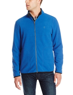 Izod - Road Trip Polar Fleece Jacket