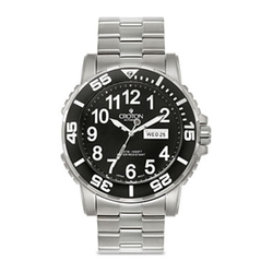 Croton - Stainless Steel Sport Watch