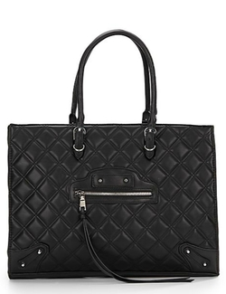 Steve Madden - Zinnia Quilted Tote Bag