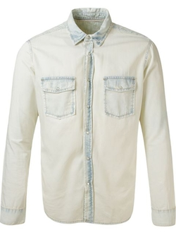 Osklen   - Denim Shirt