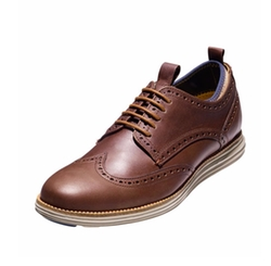 Cole Haan - ØriginalGrand Neoprene-Lined Wing-Tip Oxford Shoes