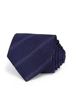 John Varvatos - Luxe Subtle Stripe Classic Tie
