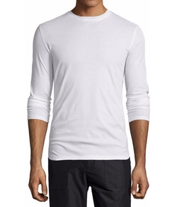 Helmut Lang - Long-Sleeve Jersey T-Shirt