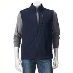 Croft & Barrow - Solid Arctic Fleece Vest