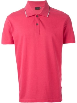 Paul Smith - Cotton Piped Polo Shirt