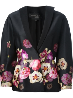 Giambattista Valli - Cropped Floral Jacket