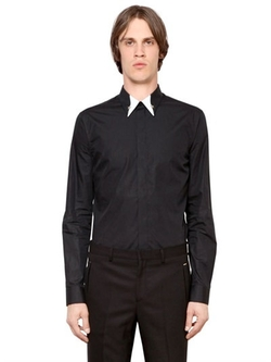 Givenchy - Metal Stars Cotton Poplin Shirt