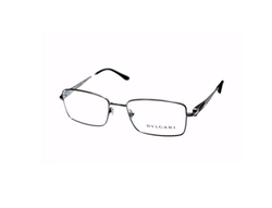 Bulgari - Geometric Metal Eyeglasses