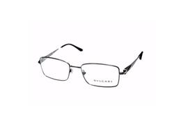 Bulgari - Geometric Metal Eyeglasses