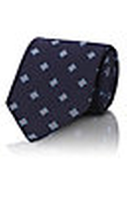 Brioni - Diamond Embroidered Tie