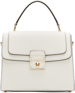 Dolce & Gabbana - Leather Greta Bag