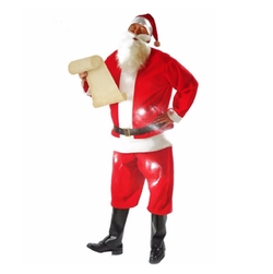 Home Elements - Santa Suit