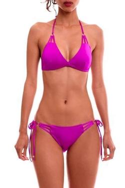 Zoë Bikini - Sloane Triangle Top
