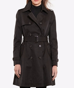 Lauren Ralph Lauren - Double-Breasted Trench Coat