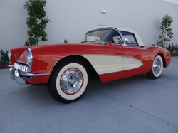 Chevrolet - 1957 Corvette Convertible Car