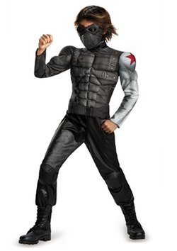 Marvel - Winter Soldier Classic Muscle Costume