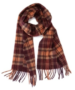 A&J Jewelry - Cashmere Plaid Scarf