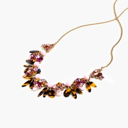 J.Crew - Mixed Tortoise Necklace