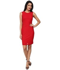 Calvin Klein - Novelty Matte Jersey Dress
