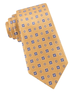 Ike By Ike Behar - Printed Silk Tie