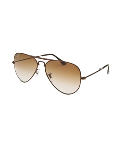 Ray-Ban - Aviator Brown Sunglasses