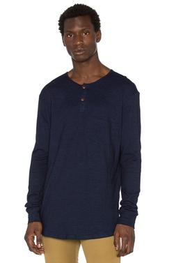 Wellen - Brosnan Henley  Shirt