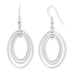 Liz Claiborne - Orbital Drop Earrings