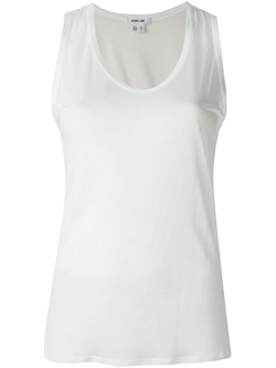 Helmut Lang   - Semi Sheer Tank Top