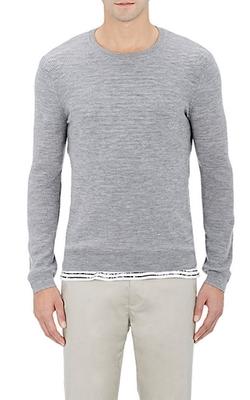 ATM Anthony Thomas Melillo - Waffle-Stitched Sweater