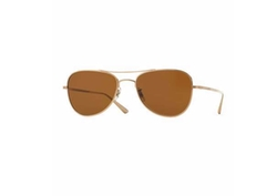 Oliver Peoples - Executive Suite Photochromic Aviator Sunglasses