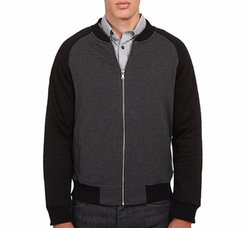 Howe - Lie Knit Fleece Zip Up Jacket