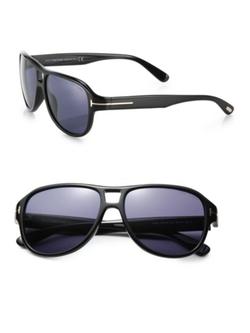 Tom Ford Eyewear  - Dylan Aviator Sunglasses
