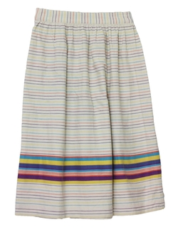 Kasper - Tight Pleating Skirt