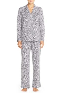 DKNY  - Print Jersey Pajamas