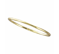 Ippolita	  - Thin Faceted Bangle Bracelet