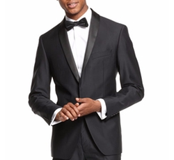 Ryan Seacrest Distinction - Shawl Collar Tuxedo Slim-Fit Jacket